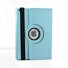 360 Degree Rotating Stand Case Cover with Auto Sleep / Wake Function for Apple iPad 9.7inch Released in 2017 CHD-Z