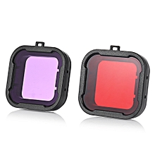 Camera Filter Set Underwater Surface Cover