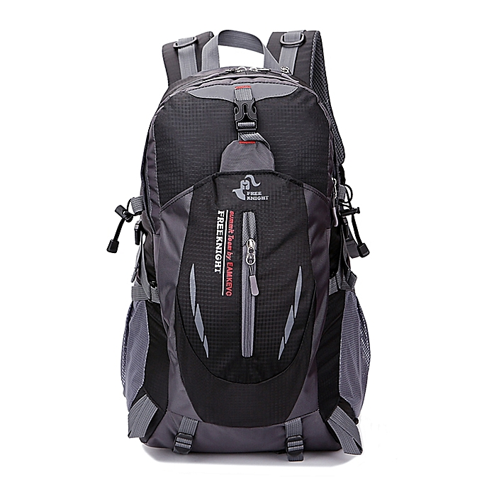 36fc4a8434 40L Water-resistant Hiking Camping Backpack Outdoor Sport Travel Laptop  Daypack for Men Women