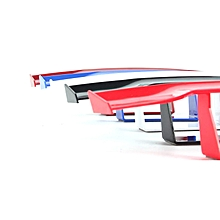 For General Car Tail Mini Spoiler Gm Modified Gt Small Tail Wing with No Punch ABS Character-