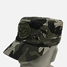 New Item Army Fan Flat-cap CS Cotton Baseball Caps Casual Outdoor Suncaps-01