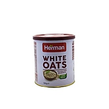 Oats Sultan White Tin 500g