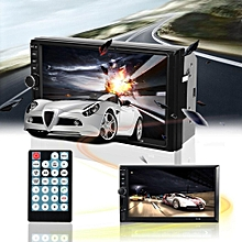 7'' 2DIN Car Bluetooth Touchcreen MP4 MP5 Player Stereo Radio In-Dash Head Unit