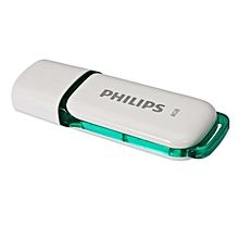Flash Disk- 8GB - White
