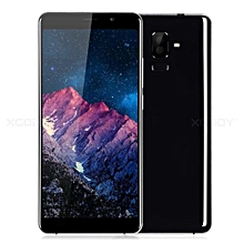 """S9 un-locked 6"""" Android 7.0 Mobile Phone Smartphone Dual SIM Cheap Large Screen-black"""
