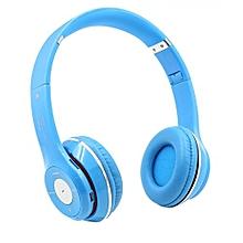 Headphone HandsFree Fashion Bluetooth Headset Bluetooth Sports Wireless Headphones S460 - Blue
