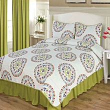 4 Piece Comforter Set - Queen Size –  Kalista..