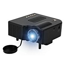 UC28+ Mini Portable LED Projector 48 Lumens 320 x 240 Native Resolution 16:9 Aspect Ratio