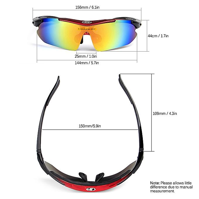 d9777545217 ... Polarized Cycling Sunglasses Bike Bicycle UV400 Goggles Sports Driving  Motorcycling Fishing Skating Traveling Eyewear Glasses ...