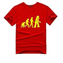 Evolution Red T-shirt