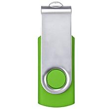 2GB USB 2.0 Flash Memory Thumb Stick U Disk Green