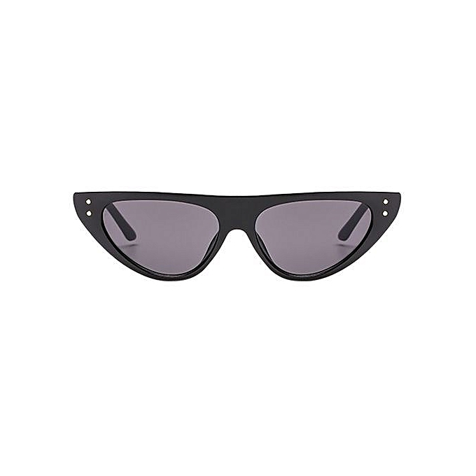 2012d24b02d4e Fashion Retro Vintage Clout Cat Unisex Sunglasses Rapper Oval Shades Grunge  Glasses