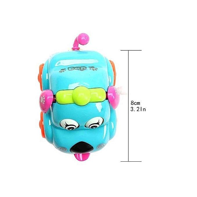 Buy UNIVERSAL Tanson Clockwork Car Best Gift For Baby Random Color