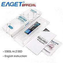 EAGET S300L 22X80X3.5mm 120G M.2 NGFF SSD SATA3