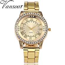 Fashion Casual Genuine Leather Quartz Movement Watch Women Dress Sports Brand Bracelet Watch