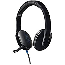 Stereo H540 Logitech USB Headset with Microphone