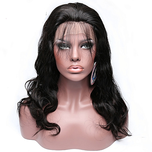 Buy Human Hair Body Wave Human Hair Wig With Frontal Lace Closure