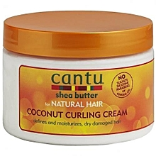 Coconut Curling Cream -  340g