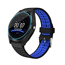 Smart Watch V9 Remote Camera Bluetooth WristWatch Support SIM Card Smartwatch for Android