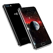 Rio 3G Smartphone 5.0 inch Android 7.0 MTK6580A Quad Core 1.3GHz 1GB RAM 16GB ROM GPS 3D Curved Glass Screen Dual Rear Cameras-BLACK