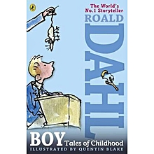 Boy : Tales of Childhood