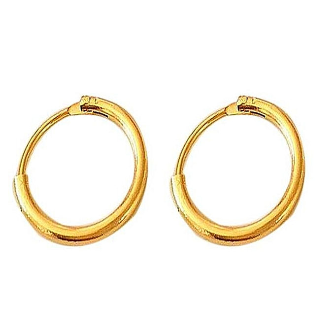 b344e06d2 ... Fancyqube 2016 fashion Star With Personality Circle Earrings Both Men  And Women Can Wear Earrings