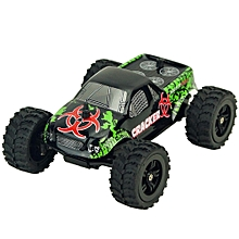 1:32 Scale Rc Monster Truck Radio Remote Control Buggy Big Wheel Off-Road Vehicl