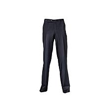 Navy Blue Formal Men's Trousers