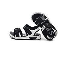 Sport Open Black Boys' Sandals