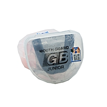 Mouthguard Jnr Gb Assrted Colours- Black- Jnr