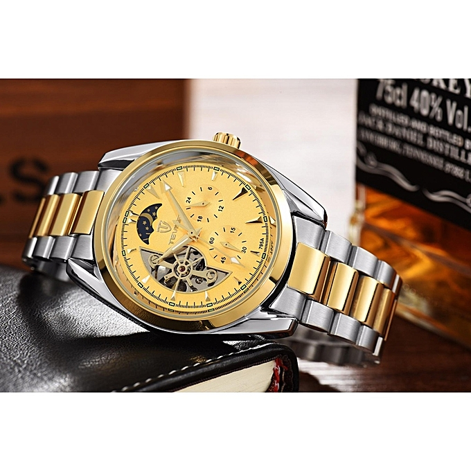 61a1c33cfae ... 2017 NEW Popular TEVISE Men Business Watches Top Brand Luxury Famous  Mechanical Watch Mens Clock Male ...