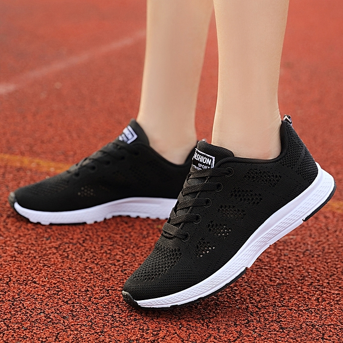26d9c2f2a 2018 New Women's Fashion Sneakers Shoes for Women Ladies Girls Spring  Autumn Summer Sport Lightweight Walking