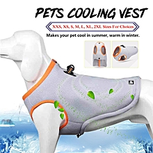 Summer Pet Dog Cooling Vest / Coat - Cool Down your Dog in Hot Weather