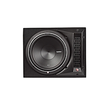 "Punch Single - P1 12"" Loaded Enclosure - Black"