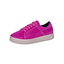 Fuschia Women's Sneakers