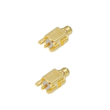 2PCS MMCX-JEF RF Coaxial Connector SMA Male For FPV RC Drone-