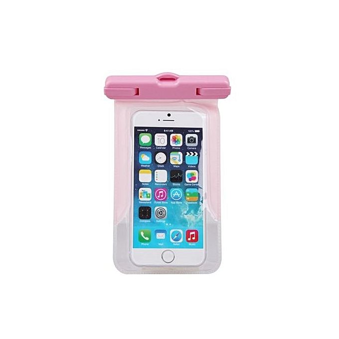 finest selection 72e4b f98a0 Large Waterproof Shockproof Phone Case Cover For All Mobile PhonesPink