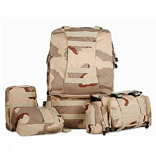 175d34b662fb UNIVERSAL CAMTOA Outdoor 55L 3D Molle Military Tactical Backpack Rucksack  Trekking Bag Camping