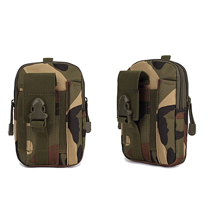 b6dfa2cd155a Fashion Multi-functional Tactical Camouflage Waist Bag Large Capacity  Waterproof Portable for Outdoor Sports