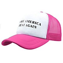Make America Great Again Unisex Hats Hip-Hop Adjustable Baseball Cap HOT