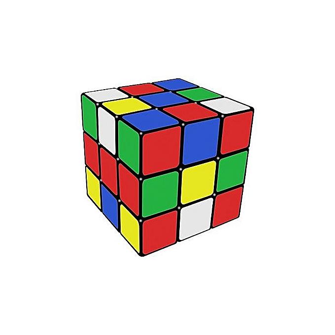 Magic Rubik's Cube Solving Puzzle Game