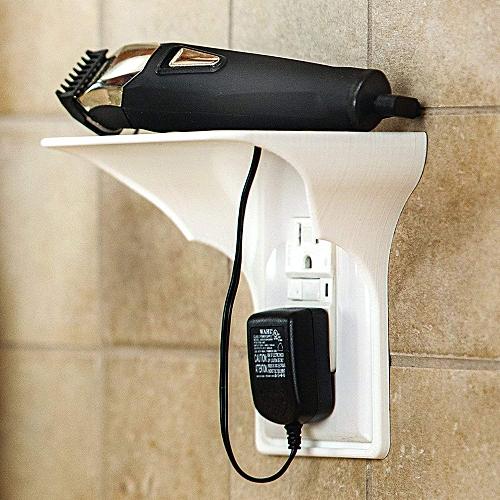 Ultimate Outlet Shelf Easy Installation Wall Outlet Shelf Power Perch Shelf