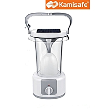 KM 7633U Rechargeable Solar-Emergency LED Lamp