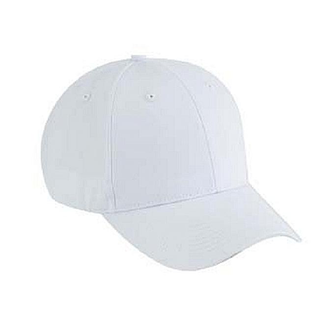 Generic Plain Golf Hat -white   Best Price  11f90363fd88
