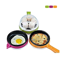 Egg boiler Non Stick Multi function Electric Frying Pan