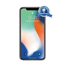 "iPhone X, 5.8"", 64GB - 3GB RAM, 12MP Camera, 4G (Single SIM) Silver"