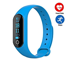 M6S Smart Wristband Heart Rate Monitor Smart watch Waterproof Smartband Anti-lost Remind Smart Band