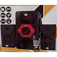 Subwoofer-homestar- Active Subwoofer-fm-usb-9800w P.m.p.o,fm,sd,usb,led Display