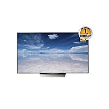 """49"""" - 49X8000E  - Smart UHD 4K LED TV - Android OS - Black"""