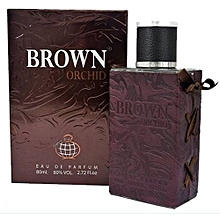 Brown Perfume For Unisex EDP - 80ml